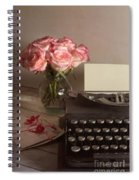 The Love Letter Spiral Notebook