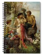 The Love Offering Spiral Notebook