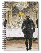 The Lucky Rich, 1896 Spiral Notebook