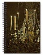 Crystal Magic Spiral Notebook