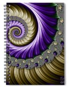 The Magic Shell Spiral Notebook