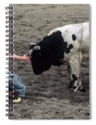 Rodeo The Magic Touch Spiral Notebook