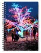 The Magic Tree Spiral Notebook