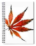 The Magical Colors Of Fall Spiral Notebook