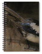 The Magpie Spiral Notebook