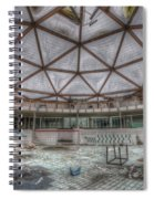 The Main Pool Spiral Notebook