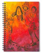 The Mamas And Papas Spiral Notebook