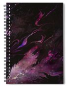 The Mane Spiral Notebook