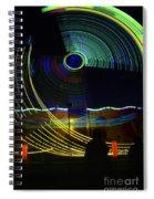The Manohorn  Spiral Notebook