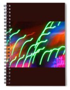 The March For Green Peace Spiral Notebook