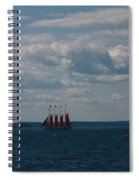 Margaret Todd - The Schooner Spiral Notebook