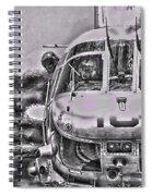 The Marine Crew Chief Spiral Notebook