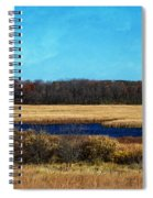 The Marsh Spiral Notebook