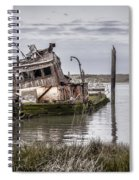 The Mary D. Hume Spiral Notebook