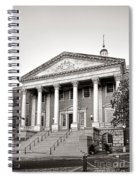 The Maryland State House Spiral Notebook