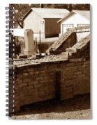 The Mason Spiral Notebook