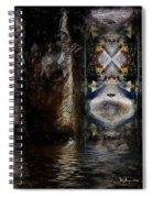 The Masquerade Spiral Notebook