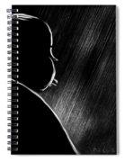 The Master Of Suspense Spiral Notebook