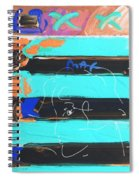 The Max Face In Inverted Colors Spiral Notebook