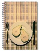 The Meal Of The Day Spiral Notebook