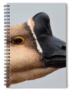 The Meandering Gander Spiral Notebook