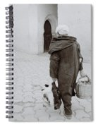 The Medina Spiral Notebook