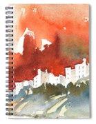 The Menerbes Where Nicolas De Stael Lived Spiral Notebook