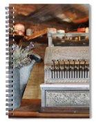 The Mercantile Spiral Notebook