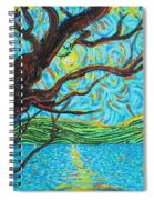 The Mermaid Tree Spiral Notebook