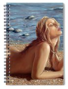 The Mermaids Friend Spiral Notebook