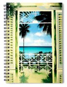 The Messel Suite Spiral Notebook