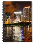 The Miami Guardian Spiral Notebook