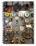 The Midway Throttle Board Spiral Notebook