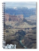 The Mighty Colorado River Spiral Notebook