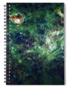The Milky Way Spiral Notebook