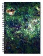 The Milky Way Spiral Notebook