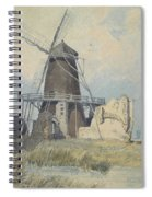 The Mill St Benet's Abbey Spiral Notebook
