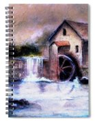 The Millstream Spiral Notebook
