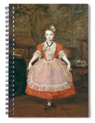 The Minuet  Spiral Notebook