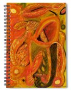 The Mirage Spiral Notebook