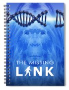The Missing Link Spiral Notebook