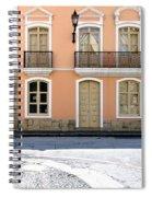 The Mistress' House - Solar Da Marquesa De Santos Spiral Notebook