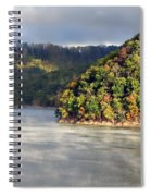 The Mists Of Watauga Spiral Notebook
