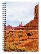 The Mitten Spiral Notebook