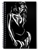The Model Spiral Notebook