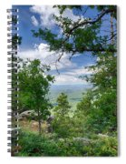 The Mogollon Rim  Spiral Notebook