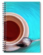 The Morning After Spiral Notebook