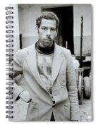 The Moroccan Farmer Spiral Notebook