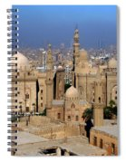 The Mosque Of Al-azhar Spiral Notebook