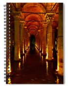 The Most Romantic Place Of Istanbul Spiral Notebook